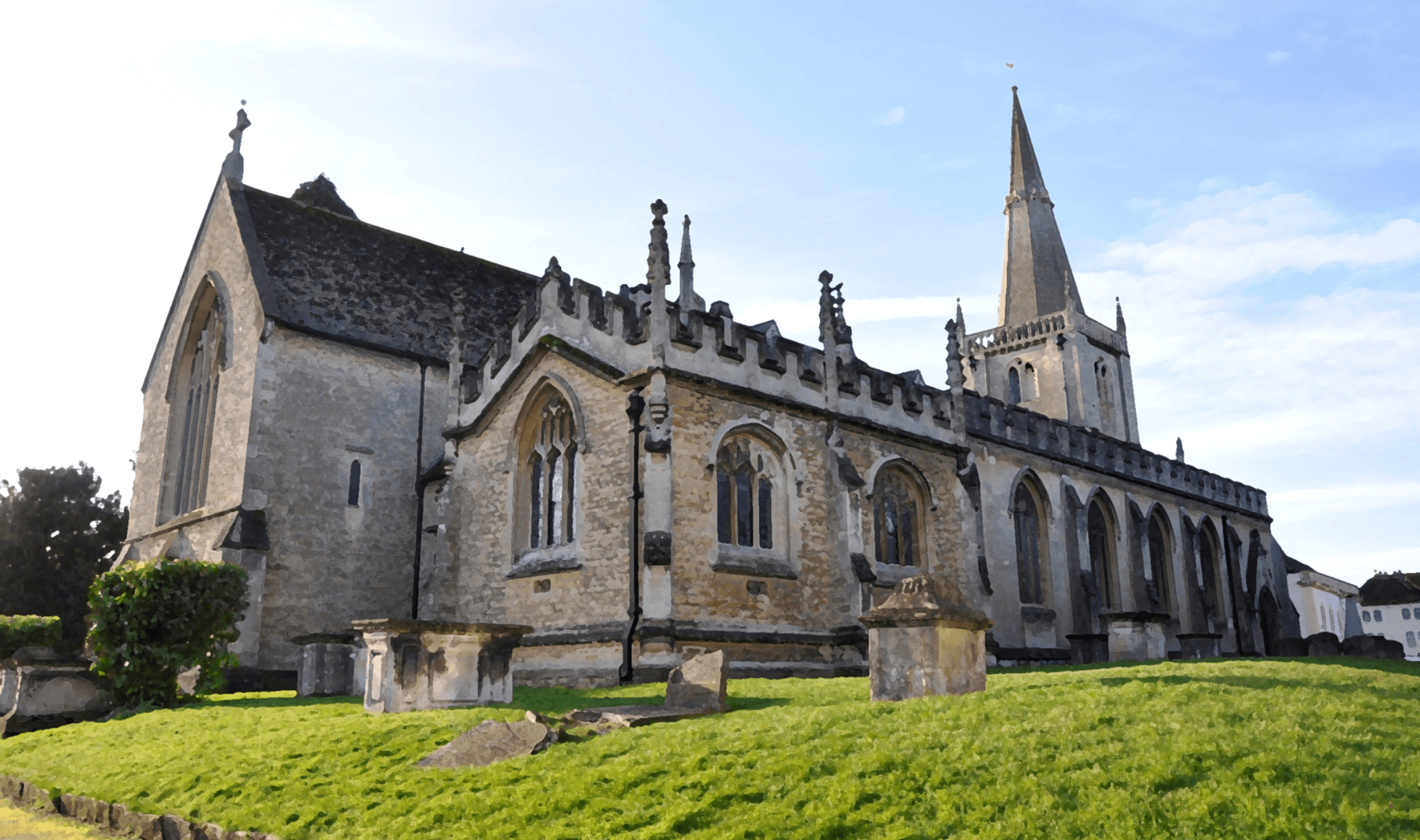 St Andrew's Church Chippenham